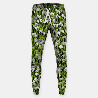 Thumbnail image of Snowdrops Sweatpants, Live Heroes