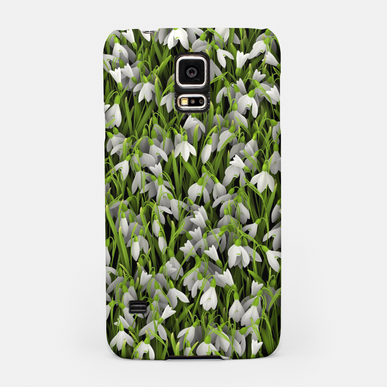 Image of Snowdrops Samsung Case - Live Heroes