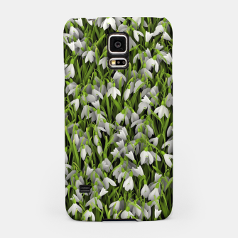 Thumbnail image of Snowdrops Samsung Case, Live Heroes