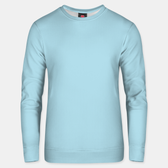 Thumbnail image of color light blue Unisex sweater, Live Heroes