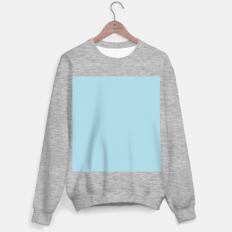 Thumbnail image of color light blue Sweater regular, Live Heroes