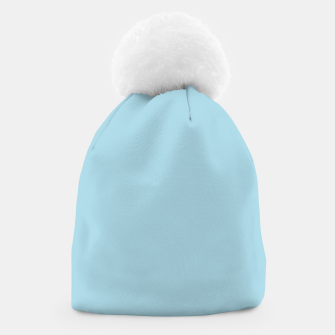 Thumbnail image of color light blue Beanie, Live Heroes