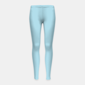 Imagen en miniatura de color light blue Girl's leggings, Live Heroes