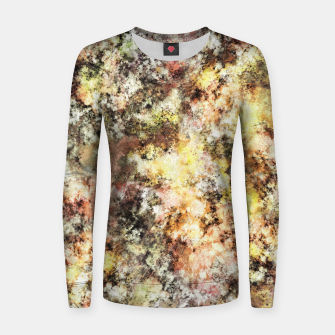Thumbnail image of A little cool sunlight Women sweater, Live Heroes