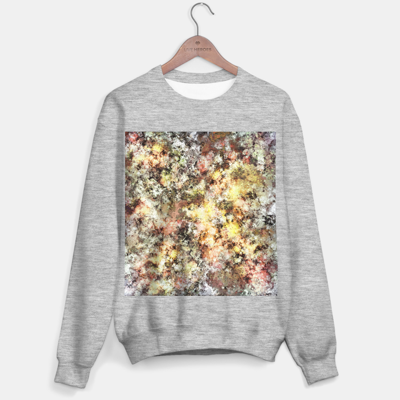 Image of A little cool sunlight Sweater regular - Live Heroes