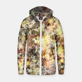Thumbnail image of A little cool sunlight Zip up hoodie, Live Heroes
