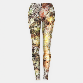Thumbnail image of A little cool sunlight Leggings, Live Heroes