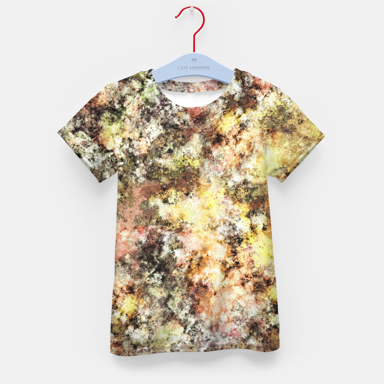 Image of A little cool sunlight Kid's t-shirt - Live Heroes