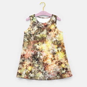 Miniatur A little cool sunlight Girl's summer dress, Live Heroes