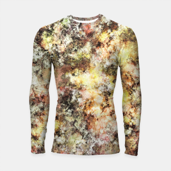 Thumbnail image of A little cool sunlight Longsleeve rashguard , Live Heroes