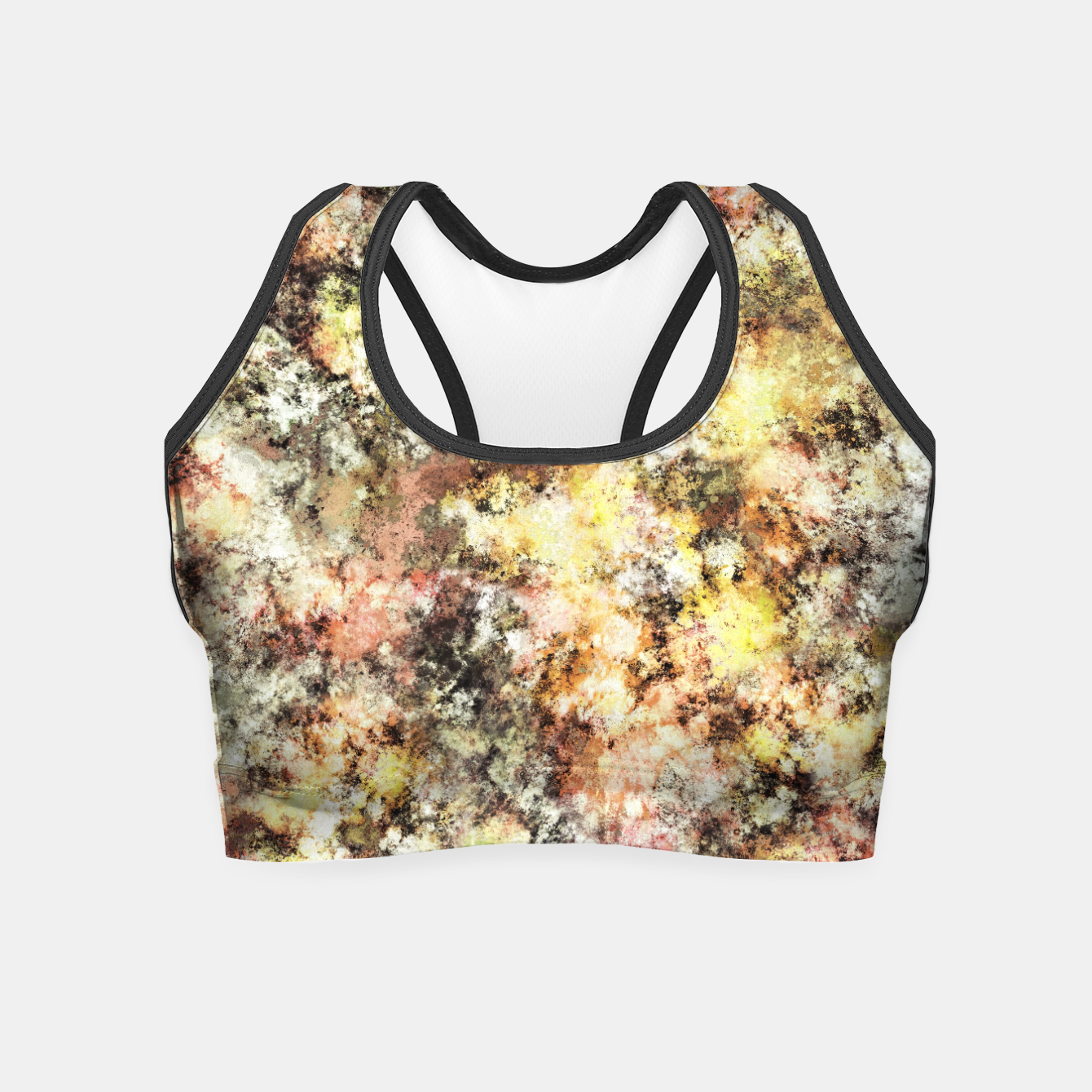 Image of A little cool sunlight Crop Top - Live Heroes