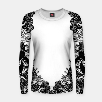 Thumbnail image of Floral Women sweater, Live Heroes