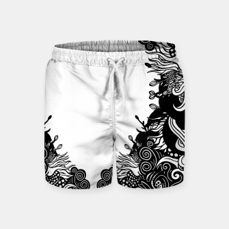 Thumbnail image of Floral Swim Shorts, Live Heroes