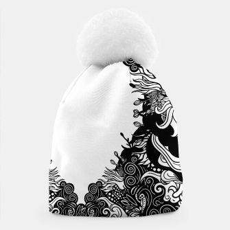 Thumbnail image of Floral Beanie, Live Heroes