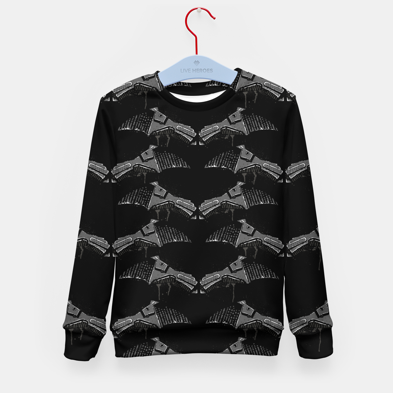 Image of The Patman Kid's sweater - Live Heroes