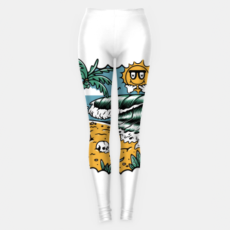 Miniatur Good Wave Leggings, Live Heroes