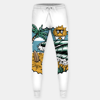 Miniatur Good Wave Sweatpants, Live Heroes