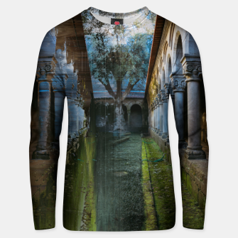 Thumbnail image of Guimarães Garden Glitch Unisex sweater, Live Heroes