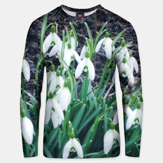 Thumbnail image of snowdrops Bluza unisex, Live Heroes