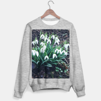Thumbnail image of snowdrops Bluza standard, Live Heroes