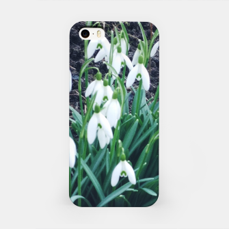 Thumbnail image of snowdrops Obudowa iPhone, Live Heroes