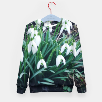 Thumbnail image of snowdrops Bluza dziecięca, Live Heroes
