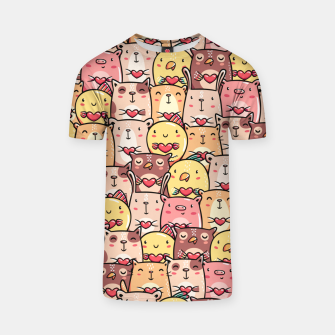 Thumbnail image of Sweet Pets T-shirt, Live Heroes