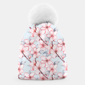 Thumbnail image of Cherry blossom Beanie, Live Heroes