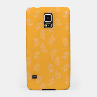 Thumbnail image of Feeling of lightness II - Mellow Yellow Samsung Case, Live Heroes