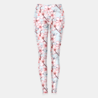 Thumbnail image of Cherry blossom Leggings, Live Heroes