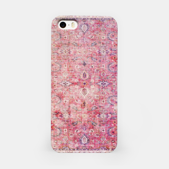 Thumbnail image of Pink Boho Traditional Vintage Moroccan Style iPhone Case, Live Heroes