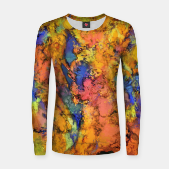 Thumbnail image of Landslip Women sweater, Live Heroes