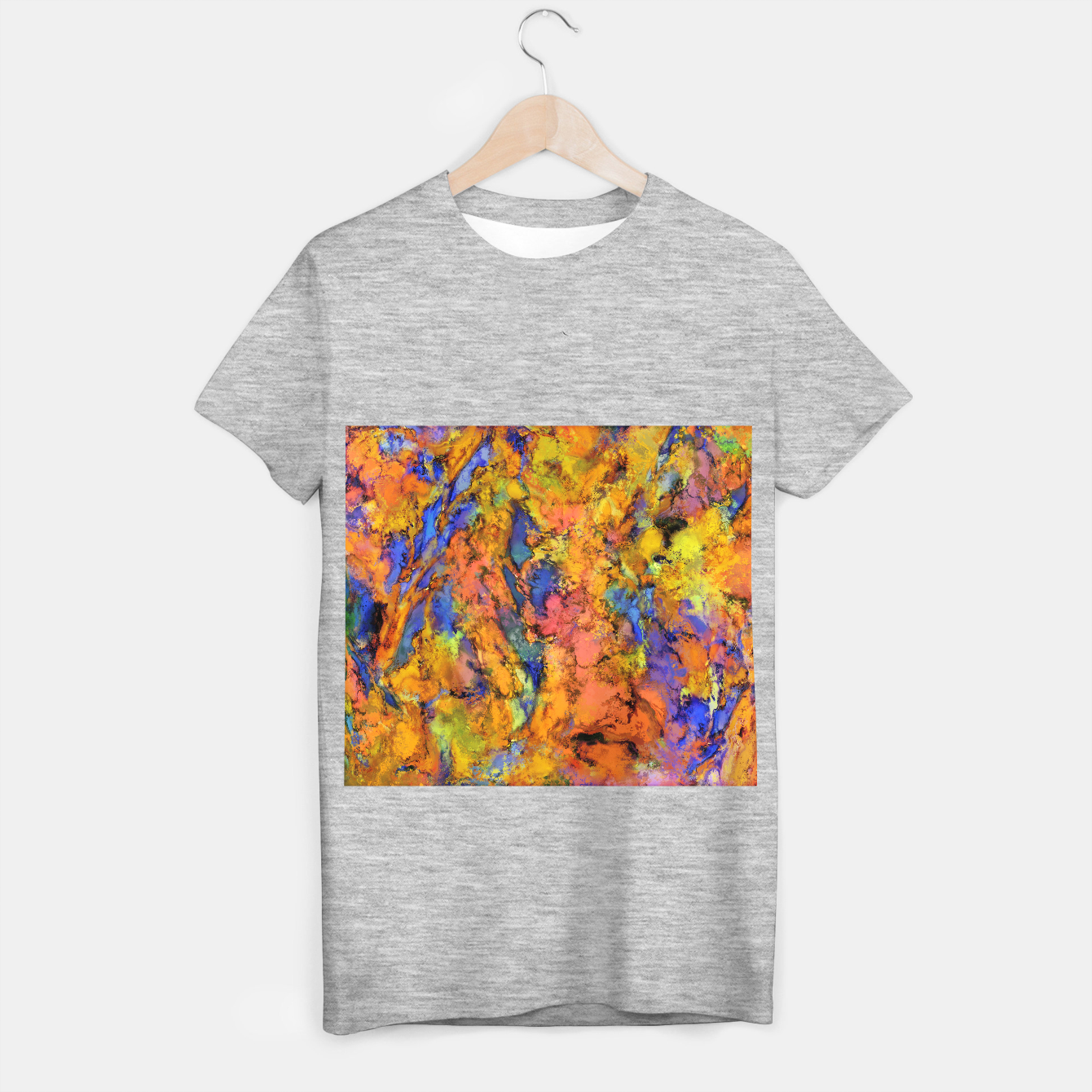 Image of Landslip T-shirt regular - Live Heroes