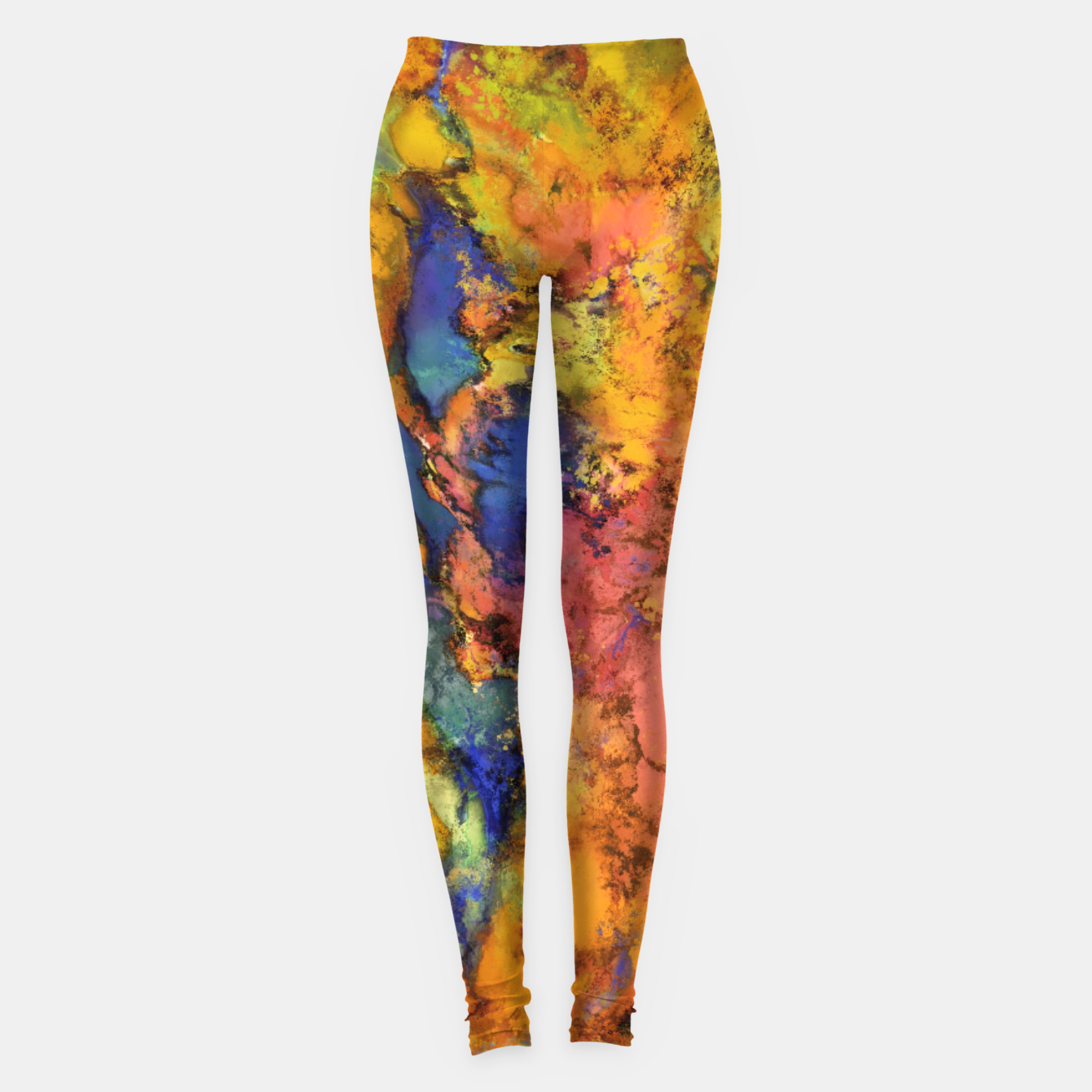 Image of Landslip Leggings - Live Heroes