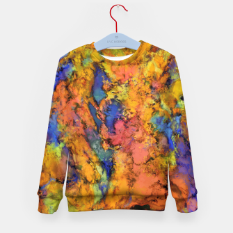 Thumbnail image of Landslip Kid's sweater, Live Heroes