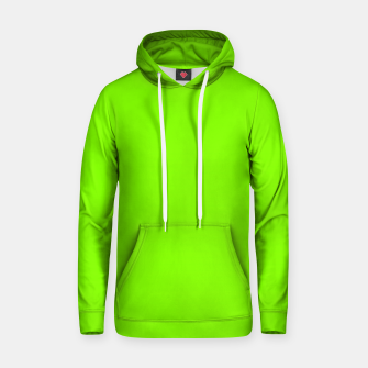 Miniatur color chartreuse Hoodie, Live Heroes