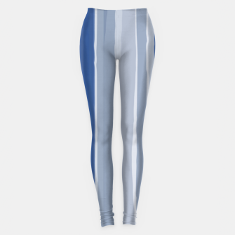 Thumbnail image of Blue lines Leggings, Live Heroes