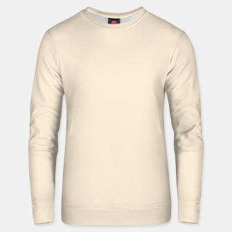 Thumbnail image of color antique white Unisex sweater, Live Heroes