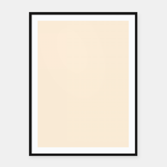 Thumbnail image of color antique white Framed poster, Live Heroes