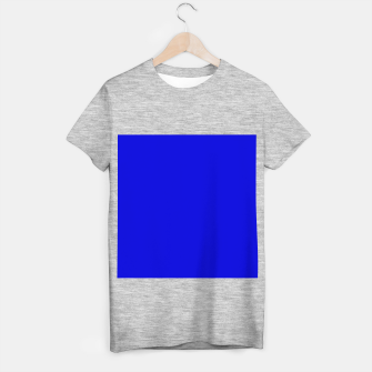 Thumbnail image of color medium blue T-shirt regular, Live Heroes