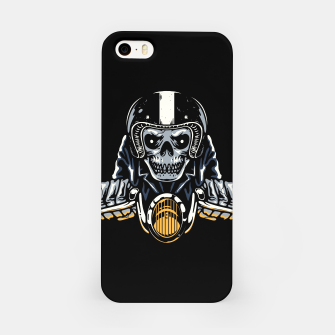 Miniature de image de Death Biker iPhone Case, Live Heroes