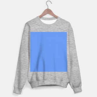 Thumbnail image of color cornflower blue Sweater regular, Live Heroes