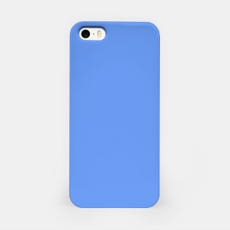Imagen en miniatura de color cornflower blue iPhone Case, Live Heroes