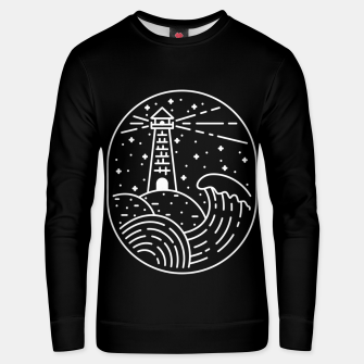 Miniatur Lighthouse Unisex sweater, Live Heroes