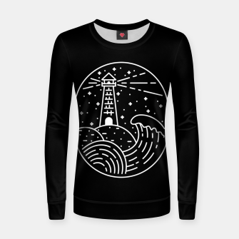 Thumbnail image of Lighthouse Women sweater, Live Heroes