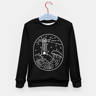 Miniatur Lighthouse Kid's sweater, Live Heroes