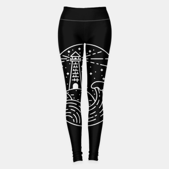 Miniatur Lighthouse Leggings, Live Heroes