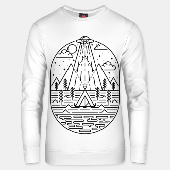 Alien Invasion Unisex sweater Bild der Miniatur