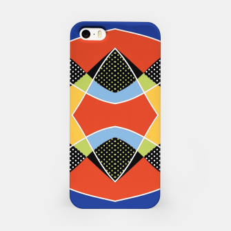 Thumbnail image of Sahara Street-36 iPhone Case, Live Heroes