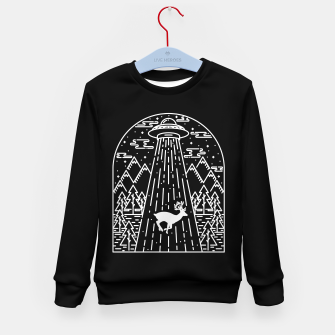 Thumbnail image of Alien Invasion Kid's sweater, Live Heroes